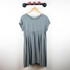 Dresses & Skirts - Dreamers blue babydoll dress